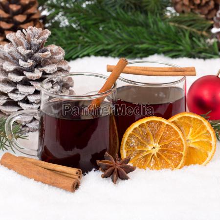 mulled vin pa jul i vinteren