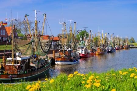 greetsiel havn greetsiel harbour 01