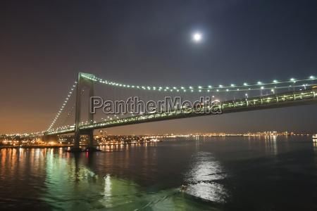 bro nat nattetid mellemstykke suspension new