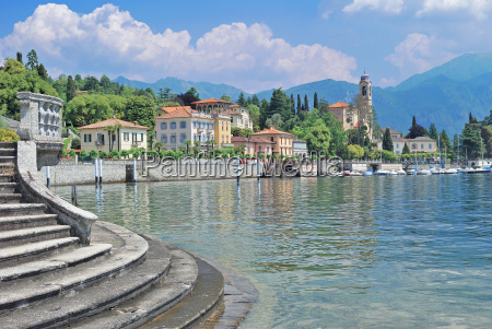 tourist resort tremezzo pa lake como