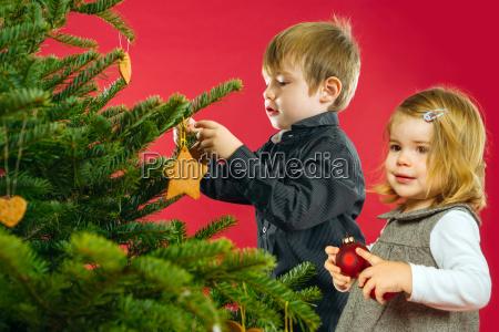 fest hojtidelighed selskab gilde dekoration juletrae