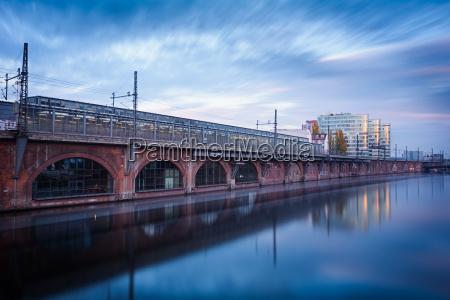 station banegard udendorsoptagelse berlin tyskland den