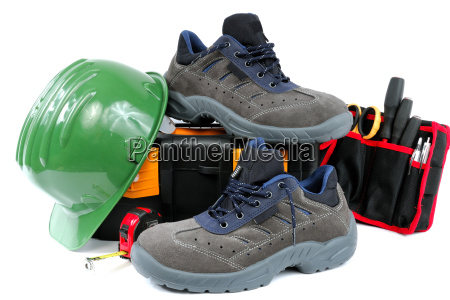 industri sko laeder haele af laeder