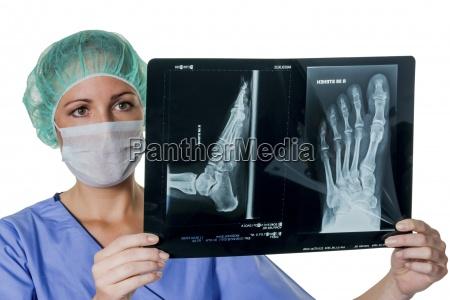 doctor ser pa x ray af