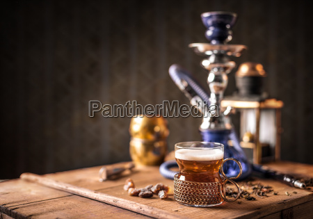 sort te i glas kop