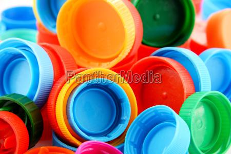 kasket hue affald plast plastic hood