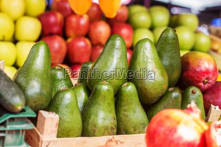 frisk eksotisk papaya frugt