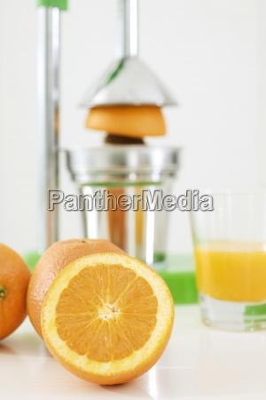 gor friskpresset appelsinjuice