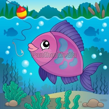 ferskvandsfisk emne billede 6