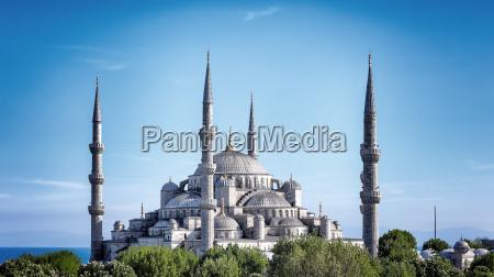bla moske i istanbul