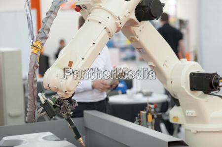 metal futuristisk teknologi arbejder funktionel arbejde