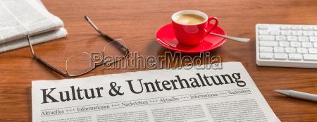 avis tageblatt underholdning kultur nyheder nuvaerende