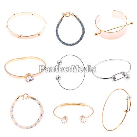 fritlagt mode smykker juveler kostbare smykker