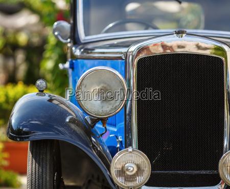 gamle vintage bil