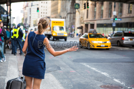 pige opkaldhailking taxi cab pa manhattan