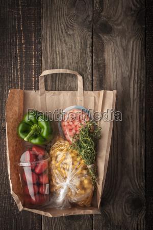peber reje makaronivarer makaronivare pasta bundt