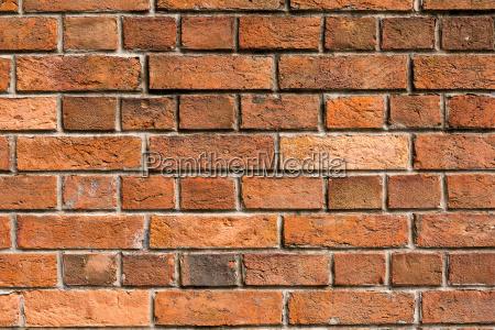 rode mursten vaeg tekstur