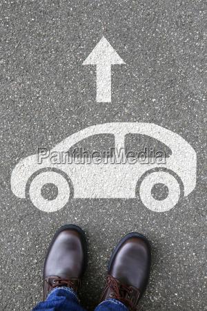 mand mand koretoj vejtrafik mobilitet