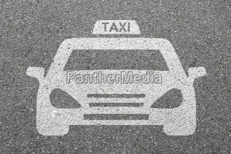 taxa bil skjold logo koretoj vejtrafik