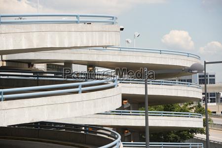 bygninger beton transport transportere udendore udendors