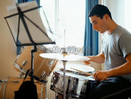 hjemme fritid musik spil spille spiller
