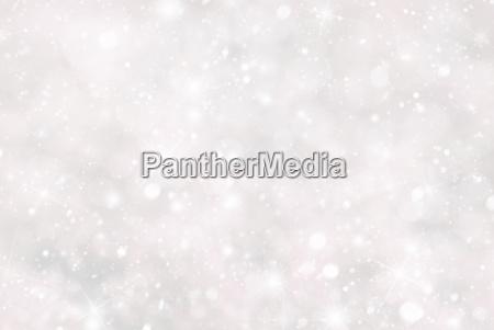 jul baggrund med snwoflakes bokeh og