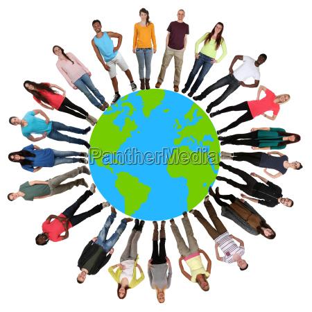 earth environment human er multikulturelle unge