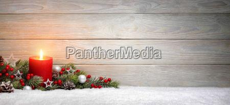 christmas eller advent baggrund trae et