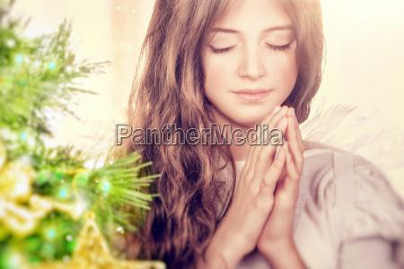 religios troende helligdag sjael juletrae hab