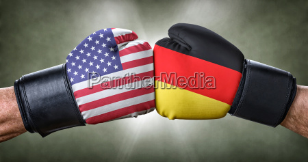 boksekamp usa vs tyskland