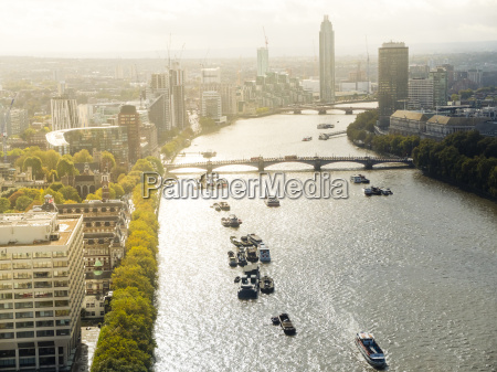 great britain london view of the