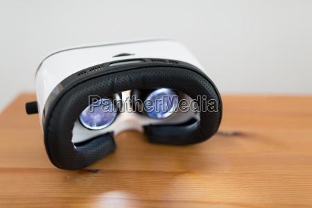 virtual reality playing video inside