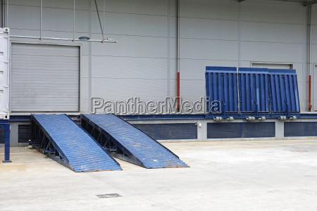 dock rampe