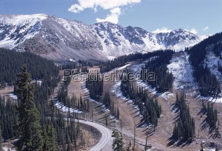 tur rejse miljo farve trae bjerge