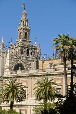 cathedral and giralda seville unesco world
