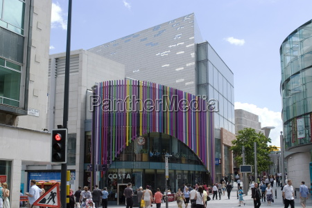 liverpool one shopping centre liverpool merseyside