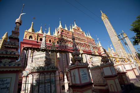 thanboddhay pagoda siges at holde 100000