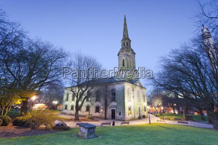st pauls church grade 1 listed