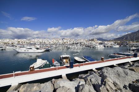spain, , andalucia, , marbella, , puerto, banus, resort - 21041035