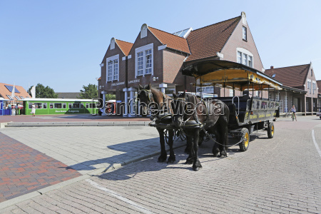 tyskland niedersachsen ostfriesland langeoog banegard og