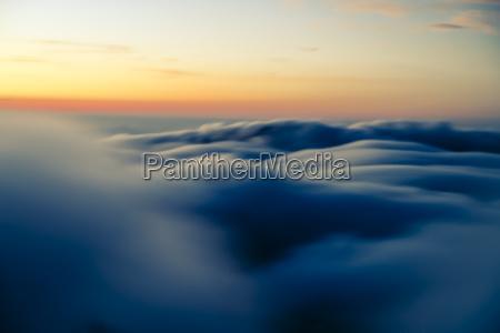 indonesien bali skyer over bjerge