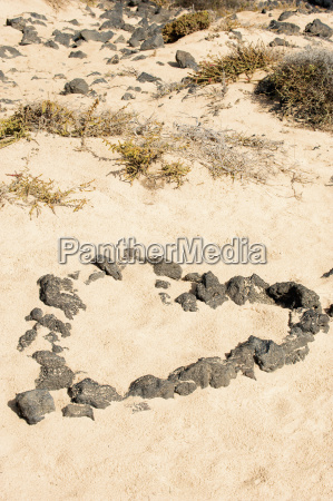 tur rejse sten strand seaside stranden