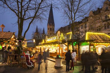 germany north rhine westphalia bonn christmas