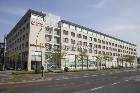 tyskland nordrhein westfalen dortmund jobcenter