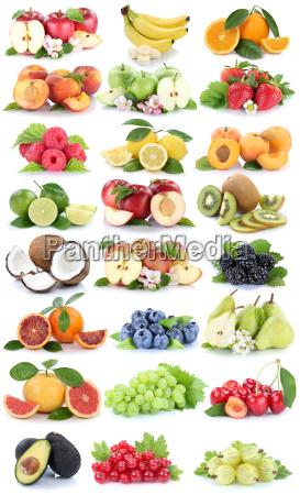 frugter aeble appelsin baer banan appelsin