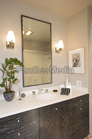 privat hus bygning afslapning moderne rum
