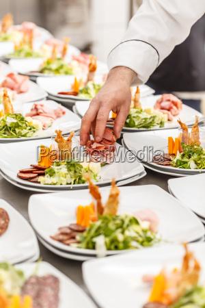 restaurant mad levnedsmiddel naeringsmiddel fodevare kokken