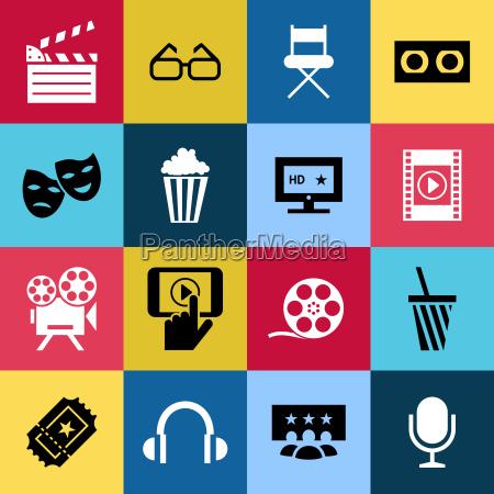 digital vector rod bla 16 cinema