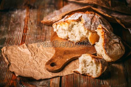 crusty, korn, brød - 22649503