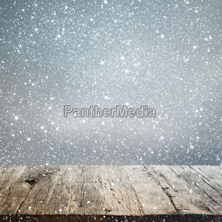 abstrakt vinter baggrund med et gammelt